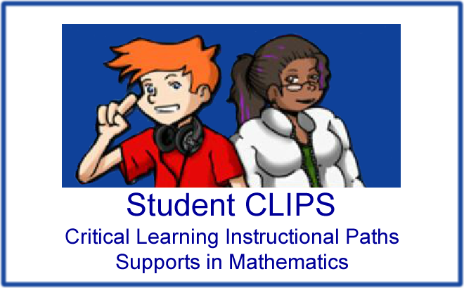 CLIPS math Activities