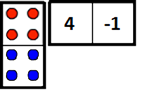 Dominoes - Integers Image
