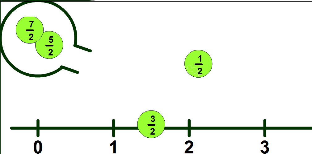 Drop Ball - Fractions Image